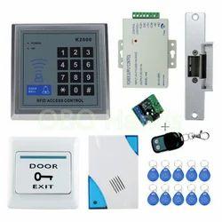 Single Door TCP IP Controller