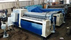 SS Plate Bending Machine