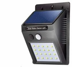 KetZeal 4 W Solar Power LED Wall Light, For Garden, 0.55W,5.5V