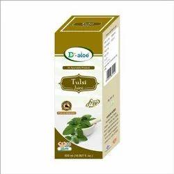 D-Aloe Tulsi Juice, Packaging Type: Bottle, Packaging Size: 500 ml