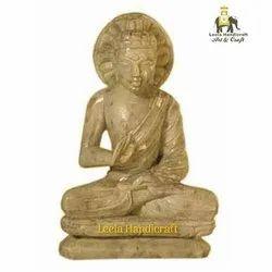 Soap Stone Buddha Statue