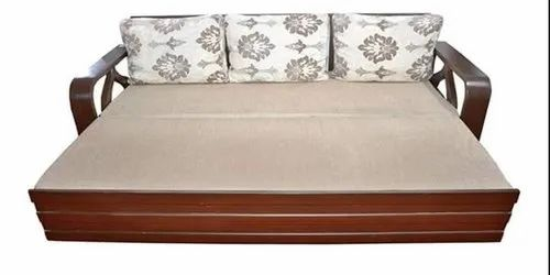 Sofa Cum Double Bed, Full Bed, Full Size Bed, डबल बेड