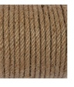 5mm 4 Strand Hand Twisted Jute Rope
