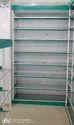 Metal Movable Unit Medical Shop Accessories