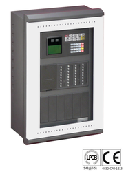 Addressable Single Loop Fire Alarm Control Panel