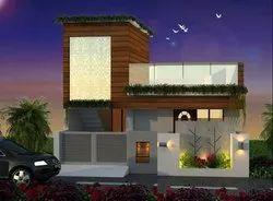 120 Sq Yards Simplex House Plans