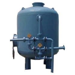 Sand Bed Pressure Filters