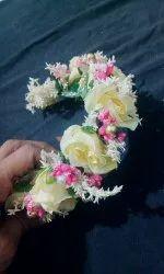 Rose flowers brooch