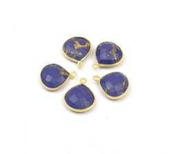 Bezel Jewelry Gemstone Connector