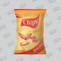Chips Packaging Center Seal Pouch