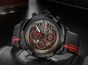 Naviforce Men Watch Date Week Sport Mens Watches Nf9110/available In 5 Colors.