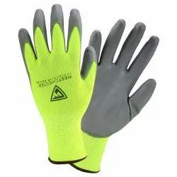 Westchester Polyurethane Nylon Cut Resistant Gloves, Size: S,M and L
