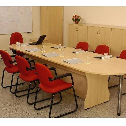 Wooden Conference Table At Rs Piece Conference Table - Large wooden conference table