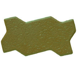 Green Unipaver Nano Tile Moulds
