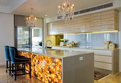 Natural Mix Agate Kitchen Iceland Counter