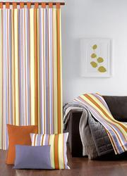 Airwill Stripe Woven Curtain, Size: 140 X 250 Cm