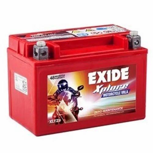 EXIDE Xplore XLTZ 9 9 AH At Rs 2545 Piece