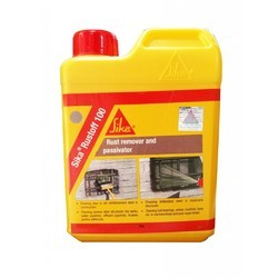 Rust Remover Sika Rustoff 100 Water Proofing Chemicals