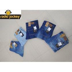 Radio Jockey Slim Fit Denim Jeans
