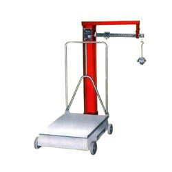 Mechanical Platform Weighing Machine