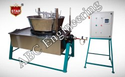 Chikki Sheeting And Cutting Machine
