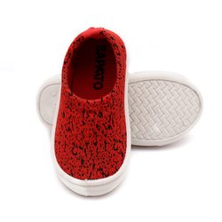 K 1 Hike Red Casual Shoes