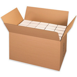 Cardboard Cargo Storage Boxes