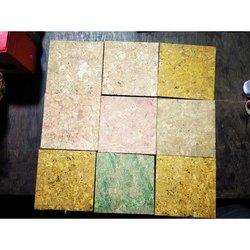 JSA Cork Decorative Tile, Thickness: 5-10 mm, Packaging Type: Box