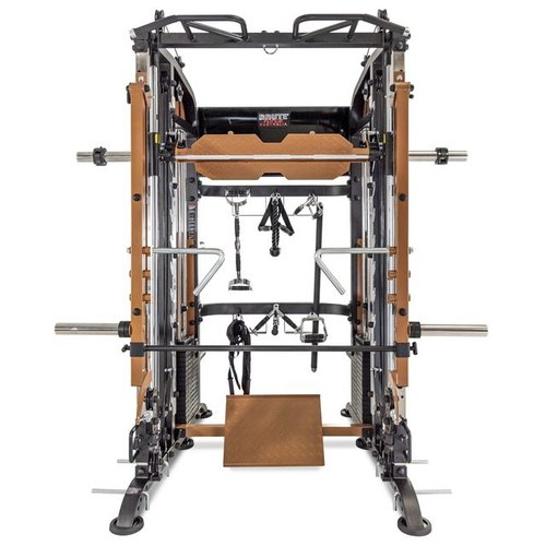 Bruteforce 360ptx Functional Trainer With Jammer Arms - Afton Health