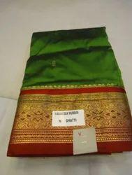 Kanjiwaram Pure Silk Saree V