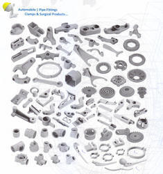Investment casting for Austenitic stainless steel components