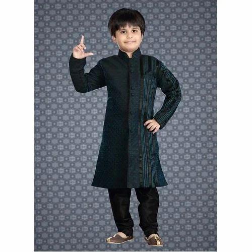 e6ed83666783 Cotton Kids Designer Kurta Pajama