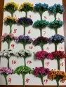Artificial Flower Jewellery Material