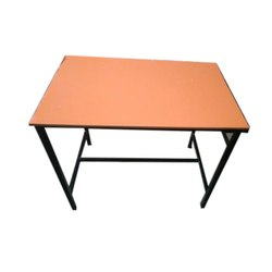 Wooden (table Top ) Rectangular Center Table