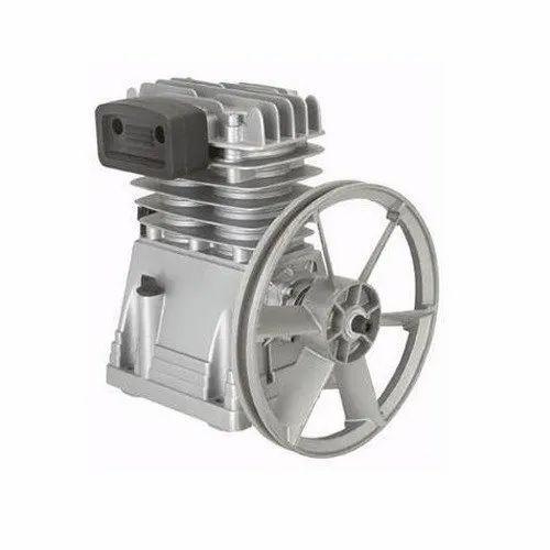 Mildsteel Air Compressor Head