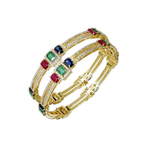 diamond thumb bangles sapphire hinged jewellery bangle bracelets gold white coloured multi