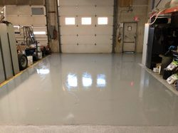 in Commercial Building Epoxy Flooring Services