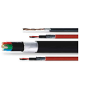 Multicore Flat Flexible Cable