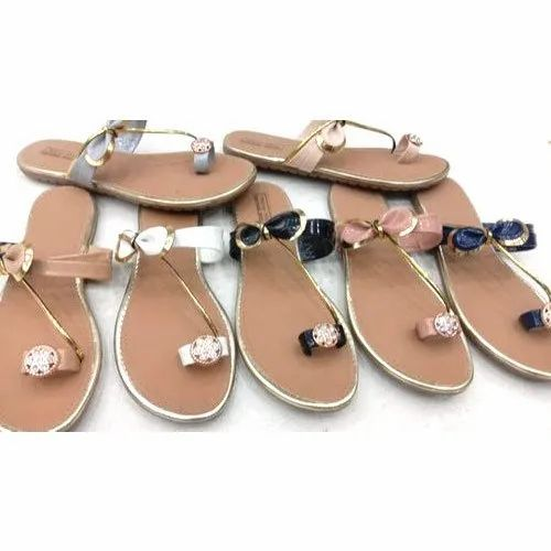 D Lady Casual Wear S Ladies Toe Ring