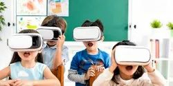 Virtual Reality and Augmented Reality Solutions for K12 Education