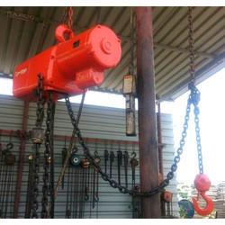 Single Phase Electric Chain Block