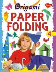 Origami Paper Folding 4 Book