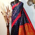 Handloom Raw Silk Saree