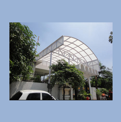 Residential Polycarbonate Roofing Sheet