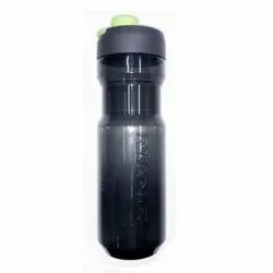 BTwin Mobility 100 Grey-Yellow Cycling Water Bottle