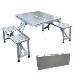 Standard Portable Aluminium Folding Picnic Table