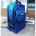 Canvas Plain Business Backpack