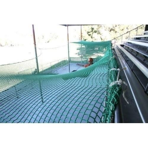 Green Polyester Safety Net, For Construction Site