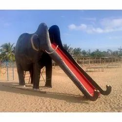 Elephant Straight Slide