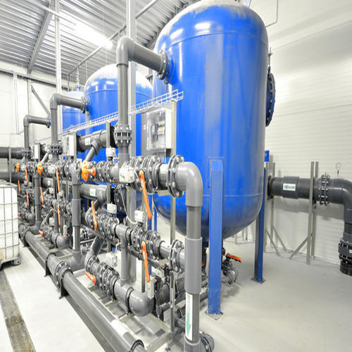 Boiler Water Treatment Plant, Boiler Water Treatment Plant - SAMR ...